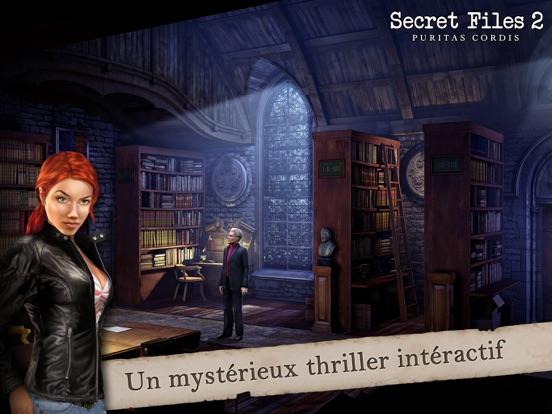 Screenshot #4 pour Secret Files 2: Puritas Cordis