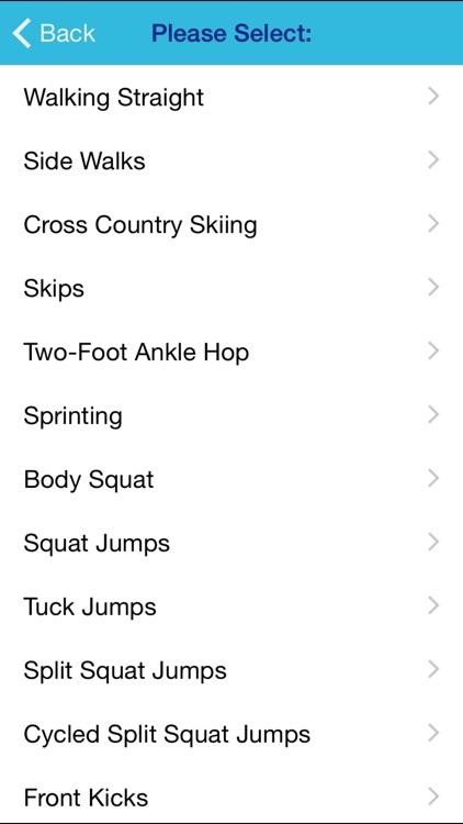 Water Aerobics - Fun Exercises screenshot-3