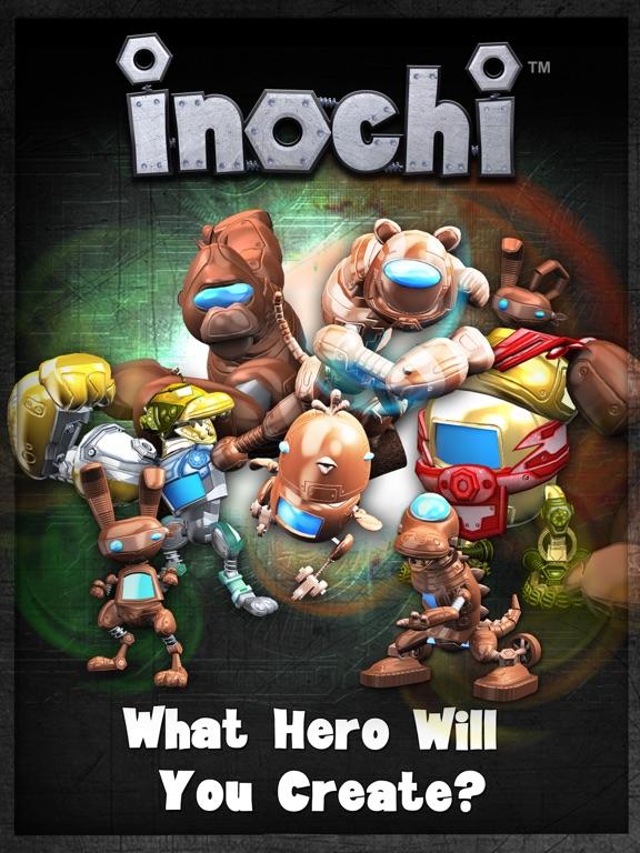 Screenshot 1 Inochi