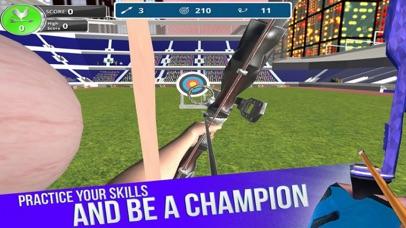Archery Sport Cup screenshot 1