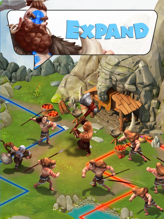 Survival Mobile:10,000 BC-ipad-4