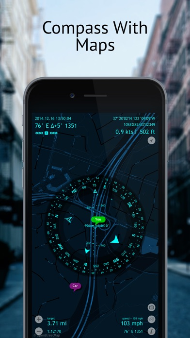 Screenshot #3 for Commander Compass
