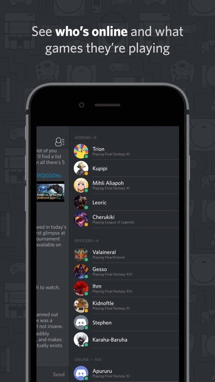 Discord - Chat for Gamers screenshot-3