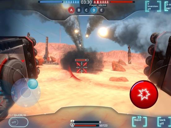 Robot Warfare: Mech Battle screenshot 18