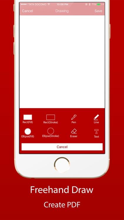 PDF Maker Pro:Splitter,Merger screenshot-4