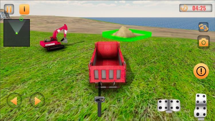 Bridge Builder - Construction Simulator 3D screenshot-3