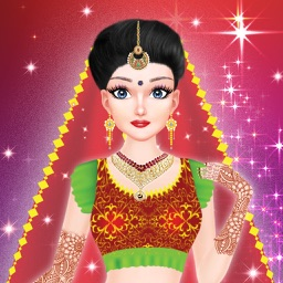 Indian Wedding Makeover Makeup