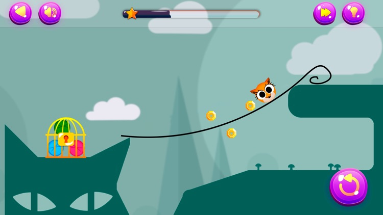 Family Balls - Draw Line screenshot-4