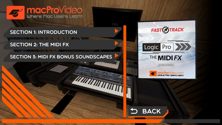 MIDI FX 102, Audio Production