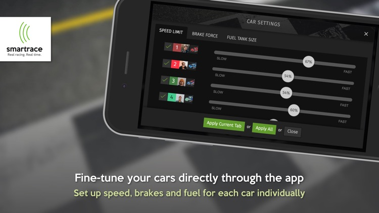 SmartRace for Carrera Digital