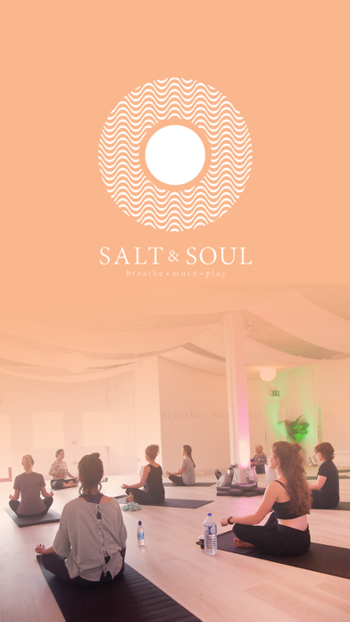 Salt and Soul Yoga screenshot one