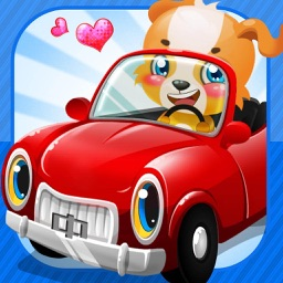赛车游戏:猪猪侠的游戏大全