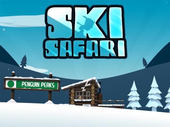 【滑雪跑酷,美国区】 滑雪大冒险