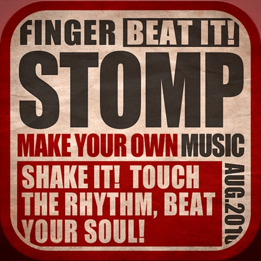 Stomp Stomp! iOS App
