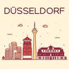 Düsseldorf Reisgids Offline