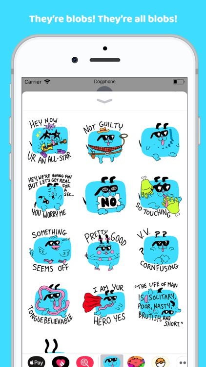 Dog Blobs screenshot-3