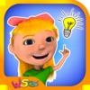 Go Imagine Preschool Adventure - iPadアプリ