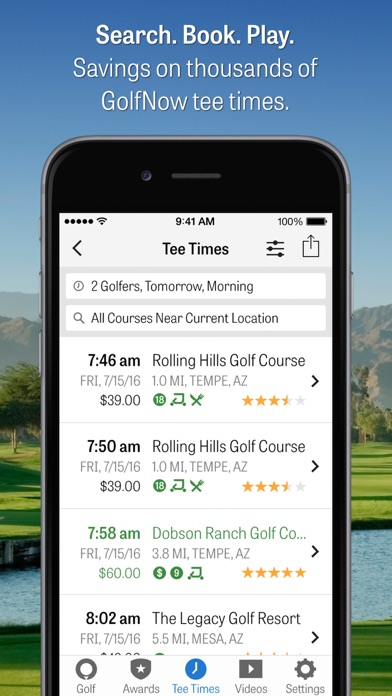 download Golfshot Plus: Golf GPS apps 0
