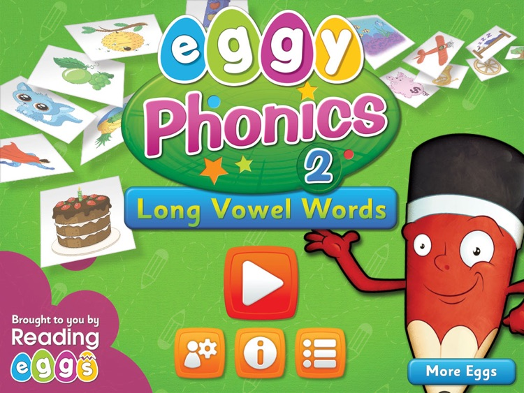 Eggy Phonics 2 screenshot-0