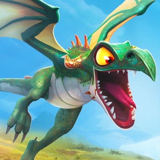 Hungry Dragon™ app for iphone