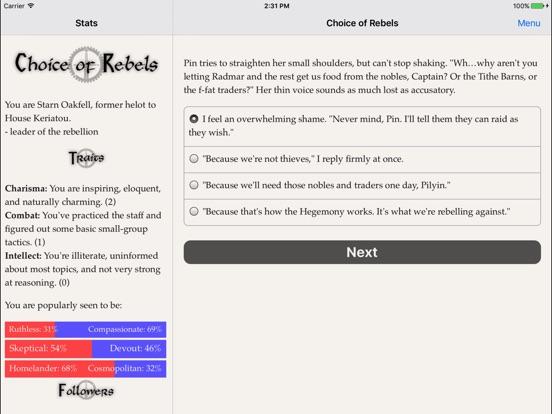 Choice of Rebels: Uprising screenshot 7