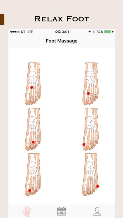 Strong Foot Massager - Vibrating Foot Massager