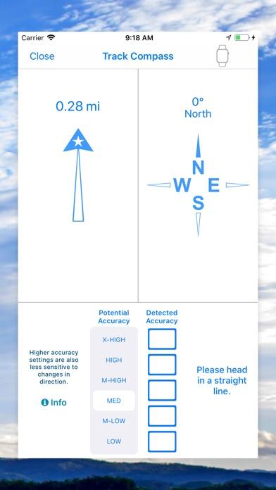 Screenshot #6 for Northern Compass & Navigation