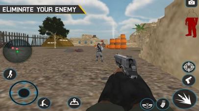 Sniper Ops Gun: Terrorist Atta screenshot 1