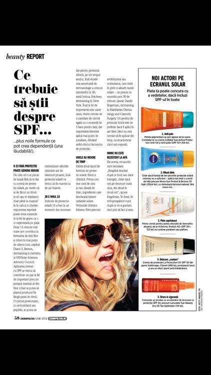 Cosmopolitan Romania Magazine screenshot-4