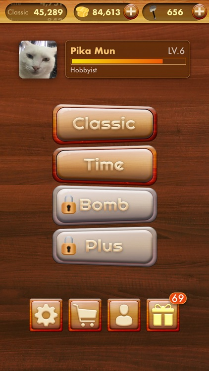 Wooden Block Puzzle Extreme screenshot-1