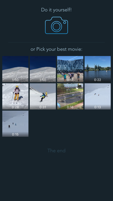FollowMe - Video Tracker screenshot one