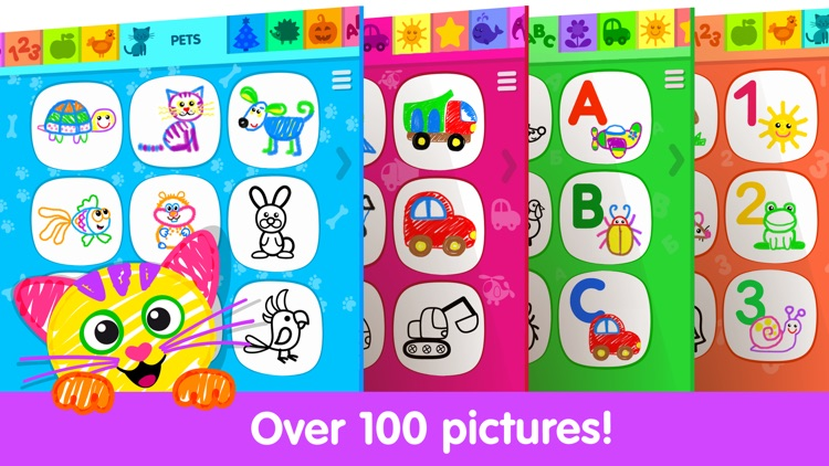 Drawing Academy Games for Kids