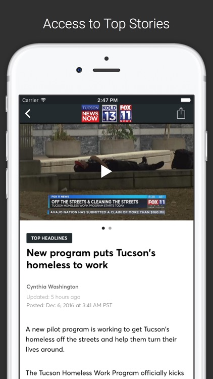 TucsonNewsNow screenshot-1