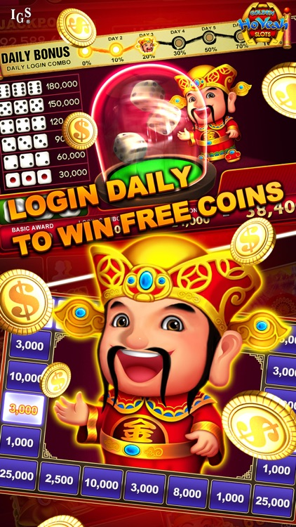 Golden HoYeah Slots Casino screenshot-4