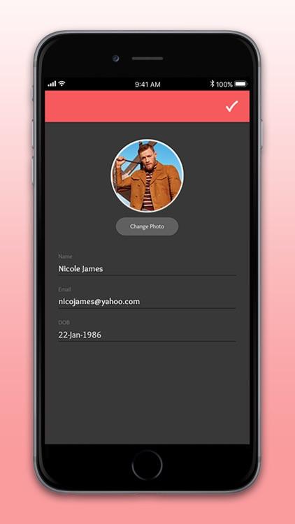 YoFace - Party line video chat screenshot-3