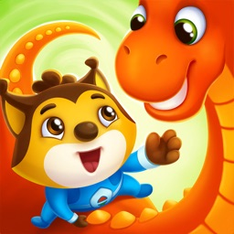 Dinosaurs! Game for kids age 5