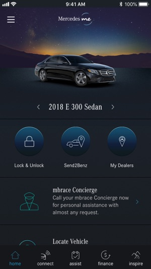 mercedes me (usa) on the app store