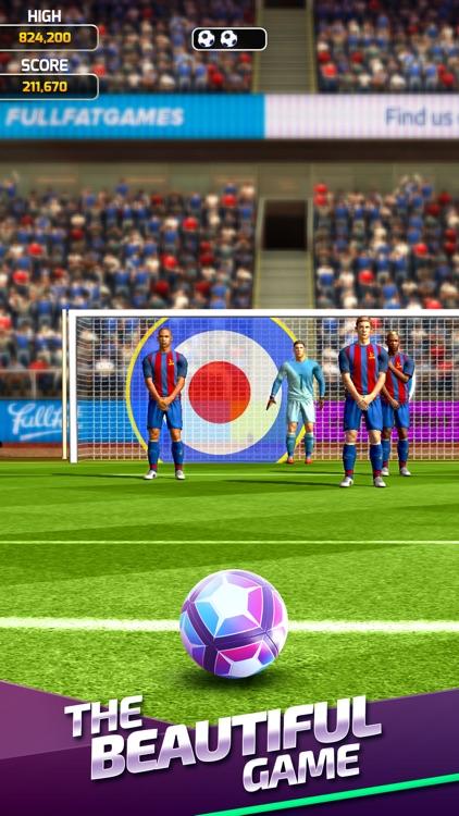 Flick Soccer 19 screenshot-0