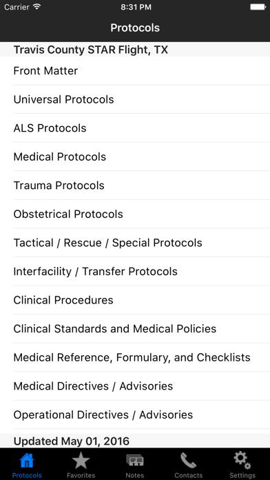 Paramedic Protocol Providerのおすすめ画像2