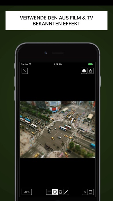 Tilt Shift FocusScreenshot von 4