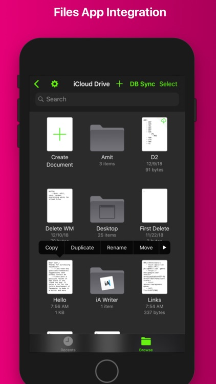 Writemator - Plain Text Editor screenshot-6