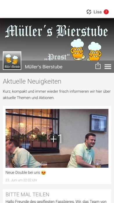 Müller's BierstubeScreenshot von 1