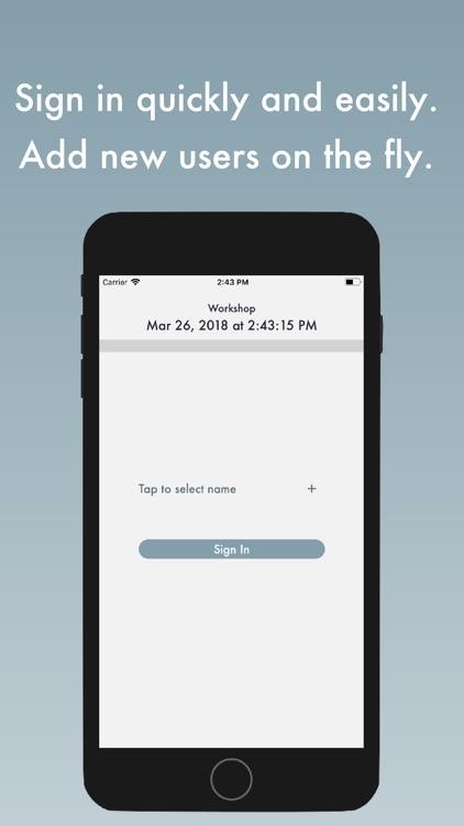 Sign In Please screenshot-0