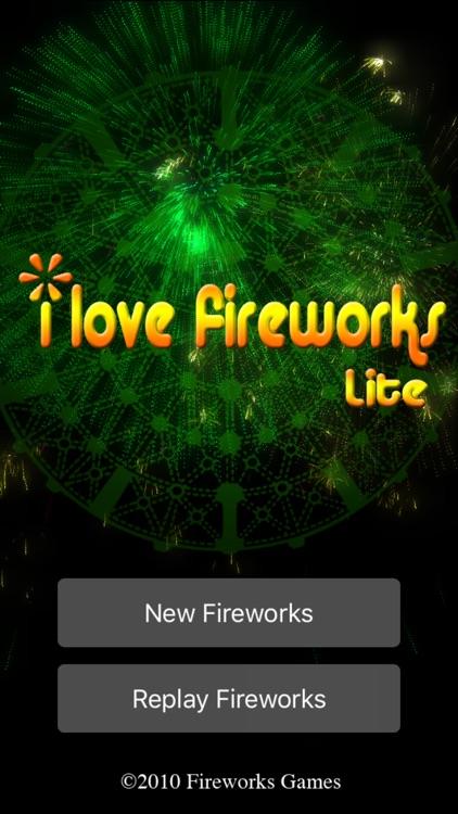 iLoveFireworks Lite screenshot-3