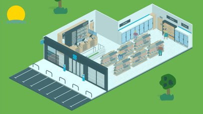 A Store Of Unfortunate Events screenshot one