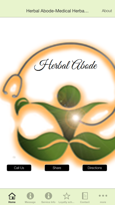 Herbal Abode-Medical Herbalist screenshot one