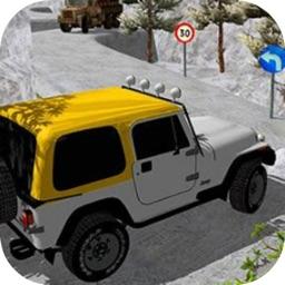 Big 6x6 Cargo Race Snow Hills