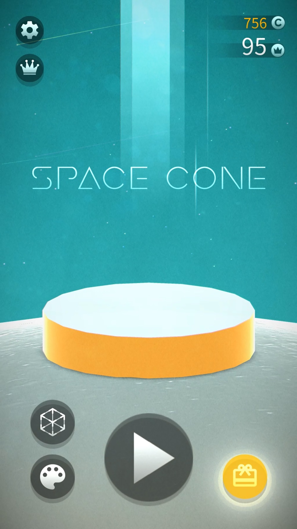 Space Cone hack tool