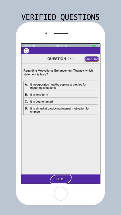 NCMHCE Test Prep screenshot-1