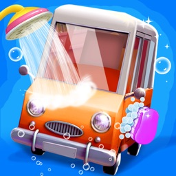 Car Wash & Fix - Vehicle Games